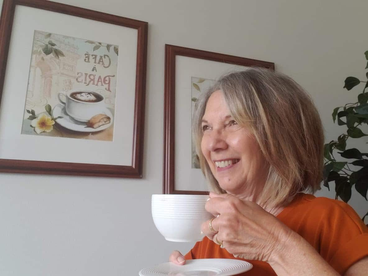Candi Randolph The Coffee Files