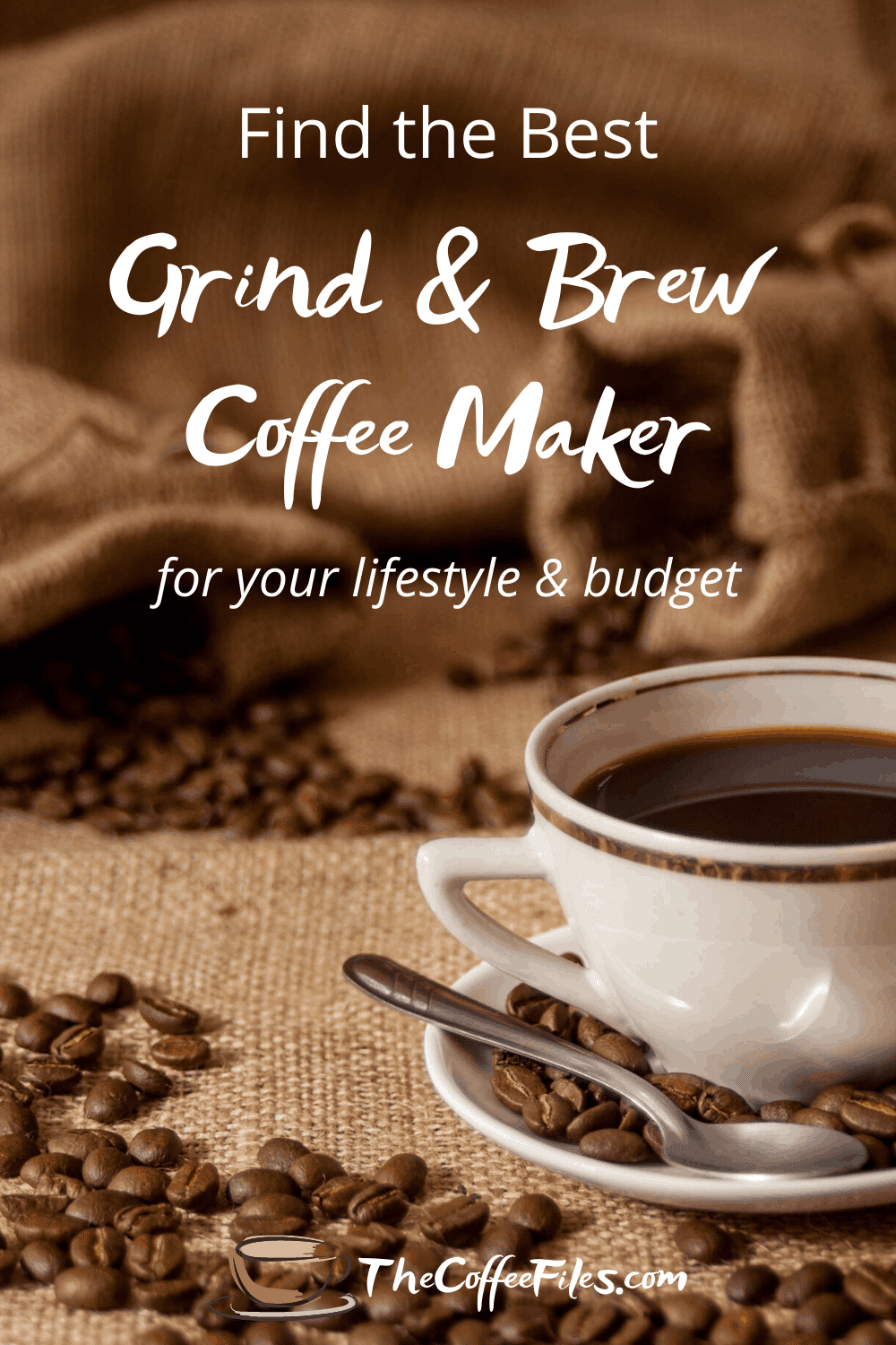 find the best grind and brew coffee maker