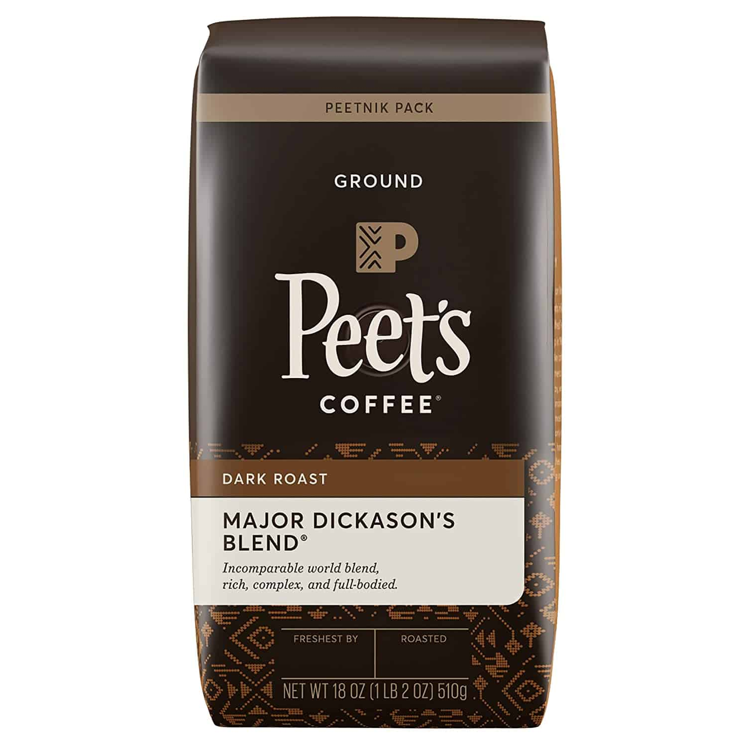 best ground coffee dark roast