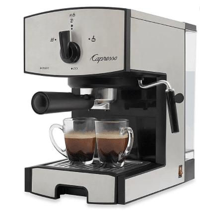 capresso EC50 espresso machne