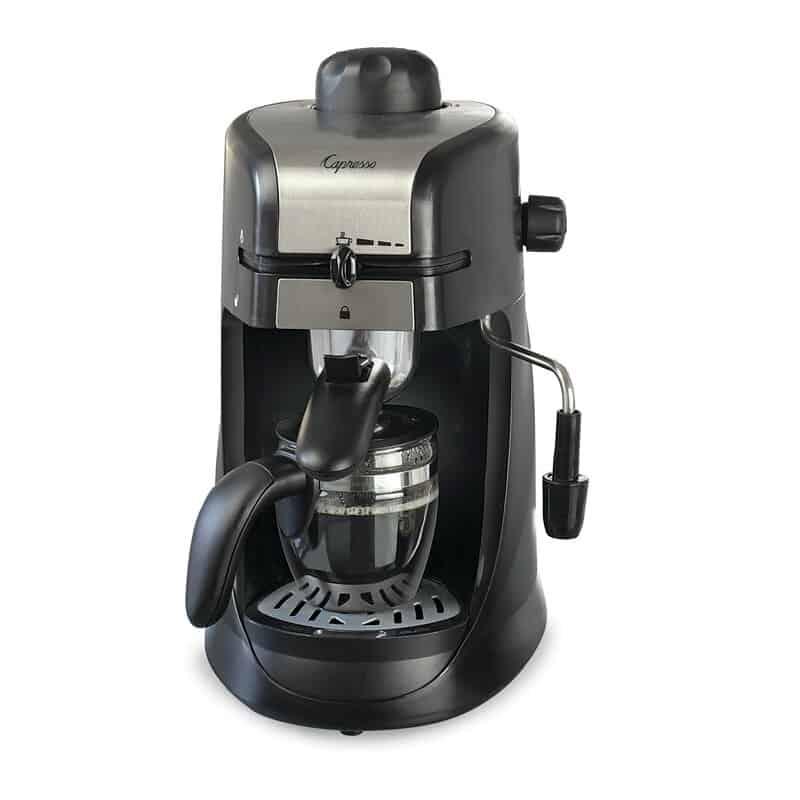 cpresso steam pro espresso-cappuccino machine