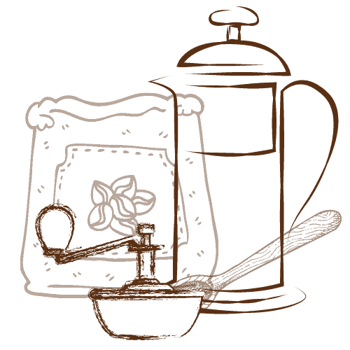 how to make espresso coffee with a french press