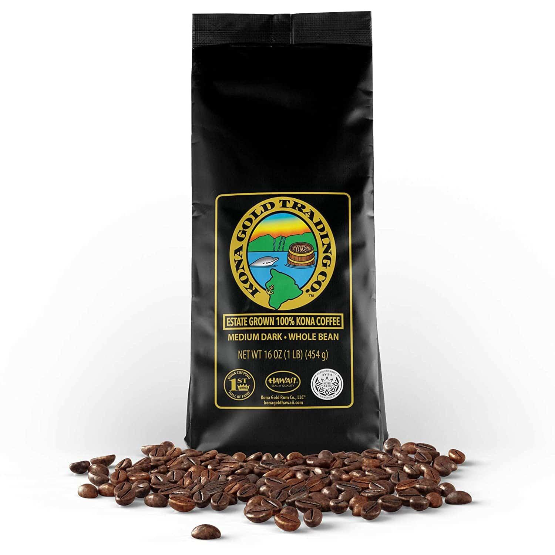 Kona Gold - best kona coffee