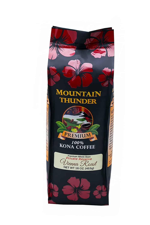 Mountain Thunder Private Reserve 100% Kona Coffee