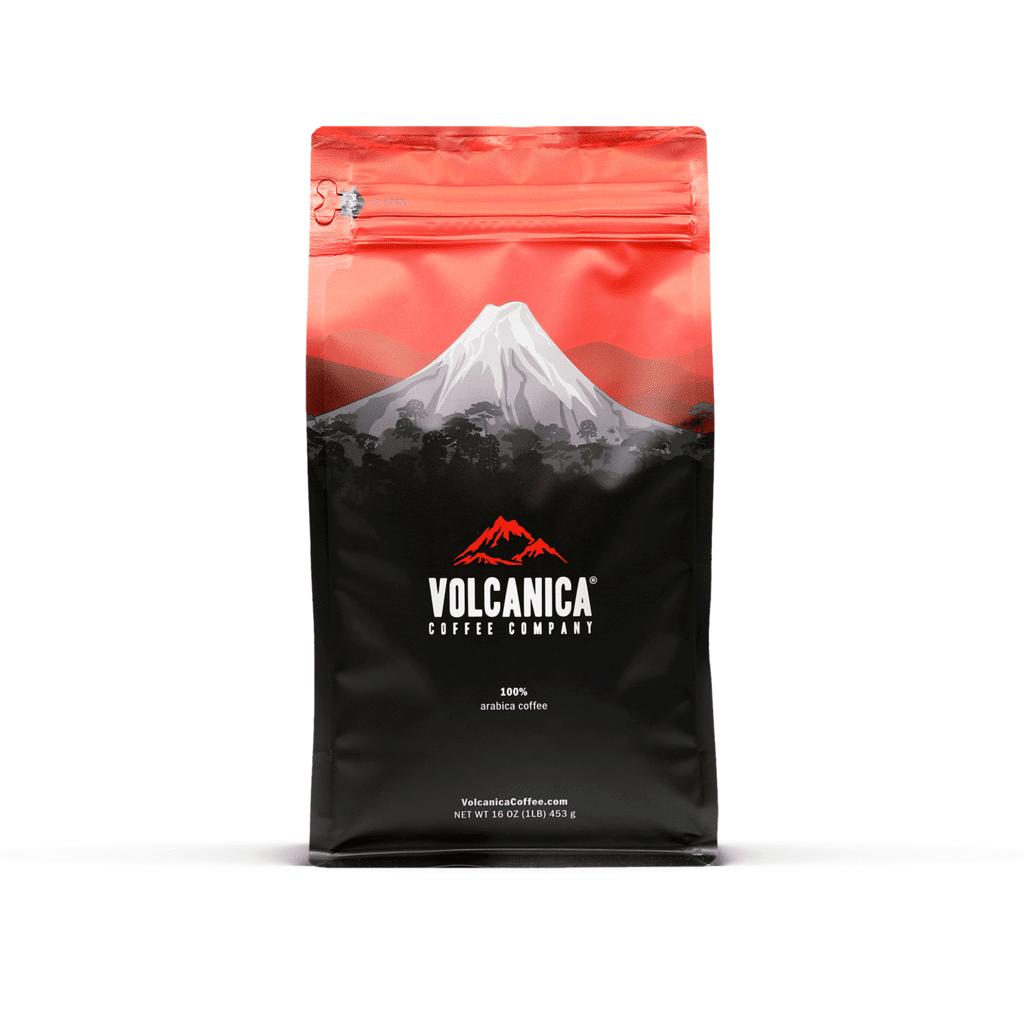 Volcanica Coffee Kona Peaberry Coffee