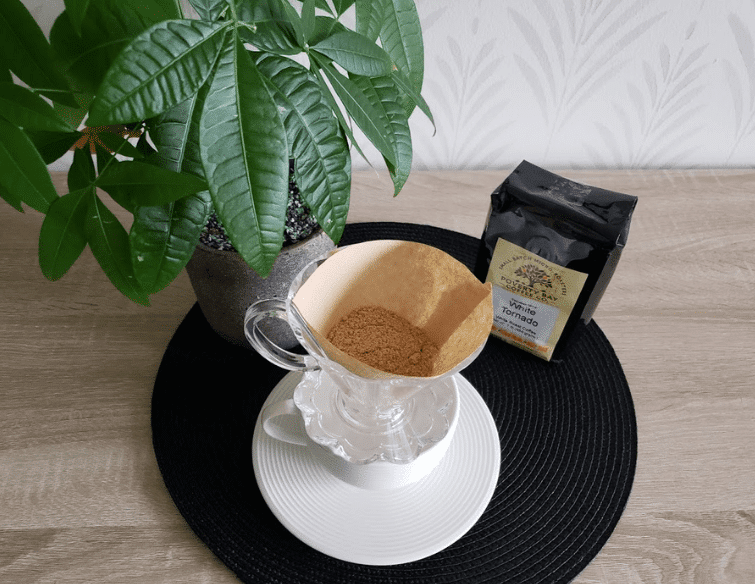 how do you brew white coffee
