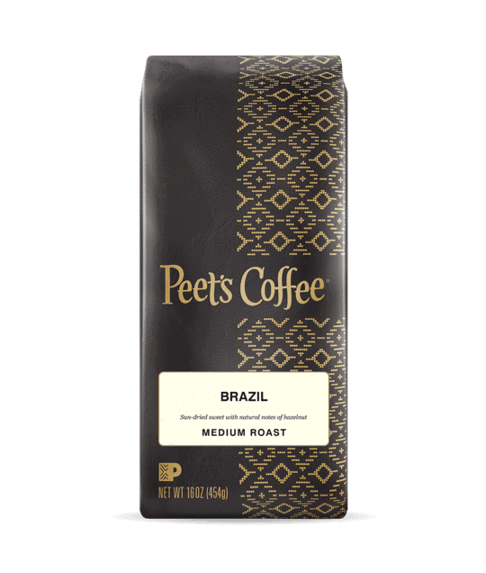 Peets Coffee - Brazil - for cold brew
