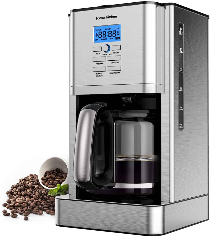 best BPA free coffee maker from BonsonKitchen