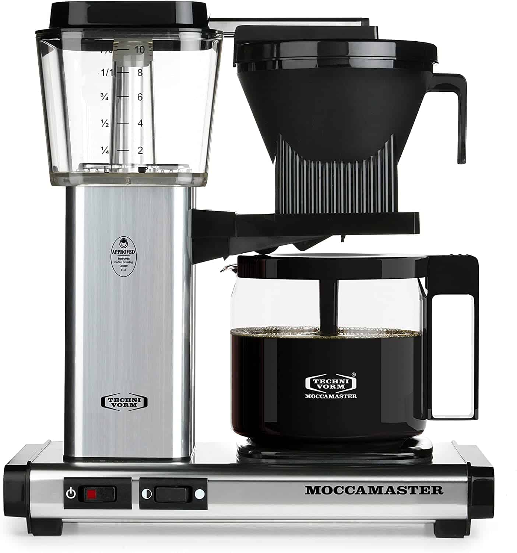 BPA free coffee maker
