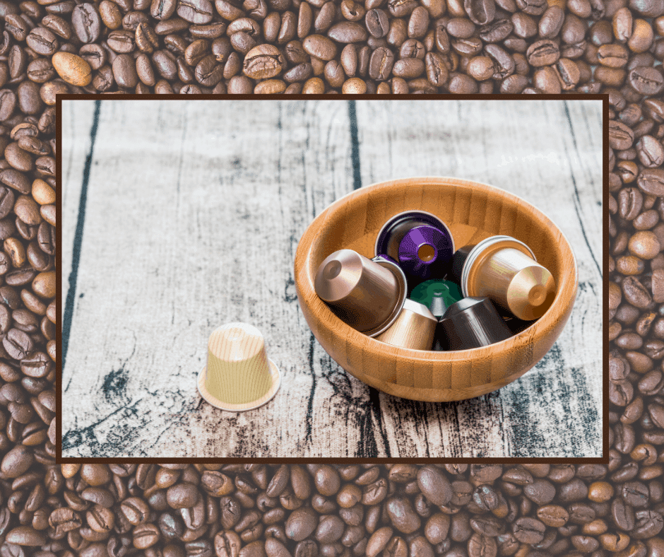 difference between k cups and coffee pods