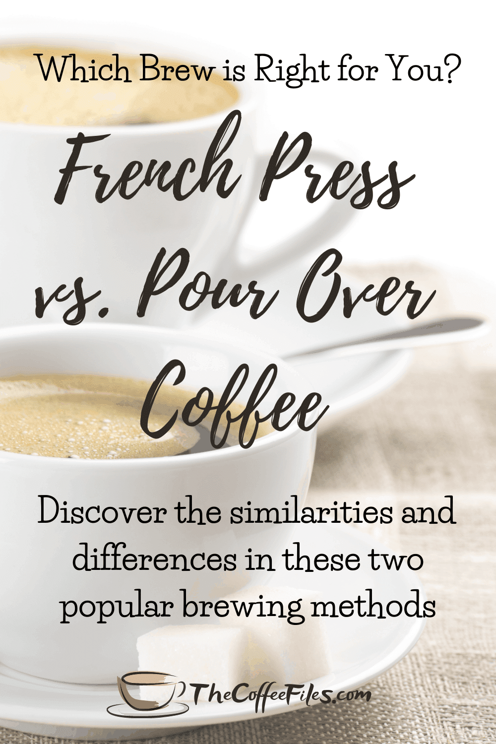 french press vs pour over coffee - which is better for you