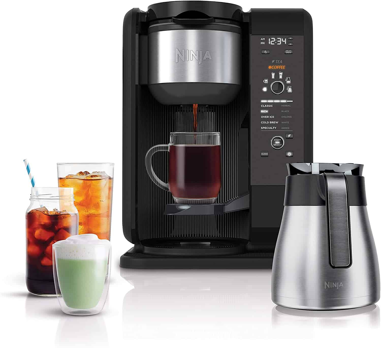 Ninfa CP307 best dual coffee maker