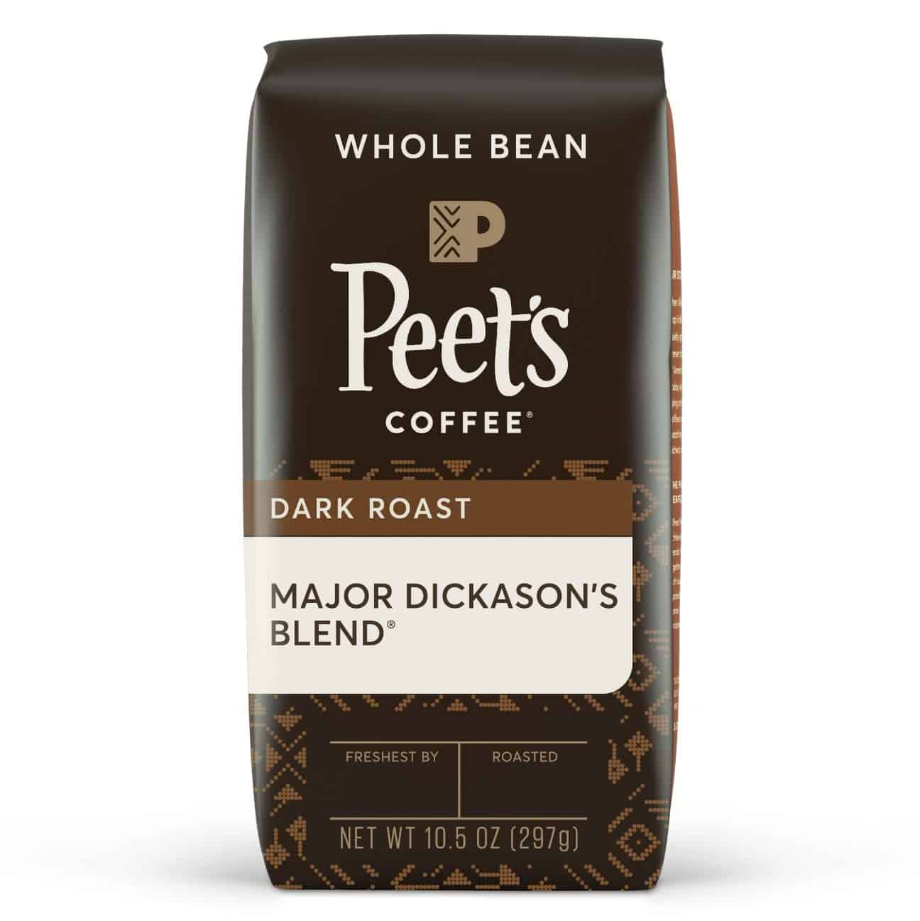 Peets coffee Major Dickason whole bean