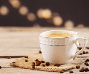 difference between decaf and regular coffee