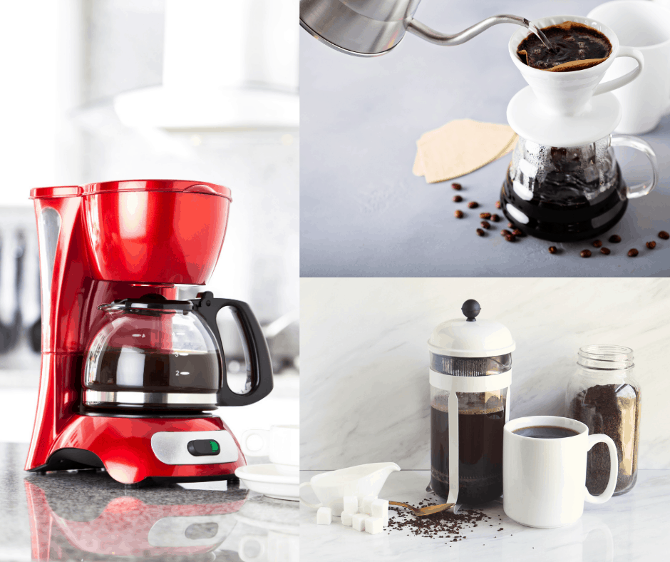8 differences between decaf coffee and regular coffee