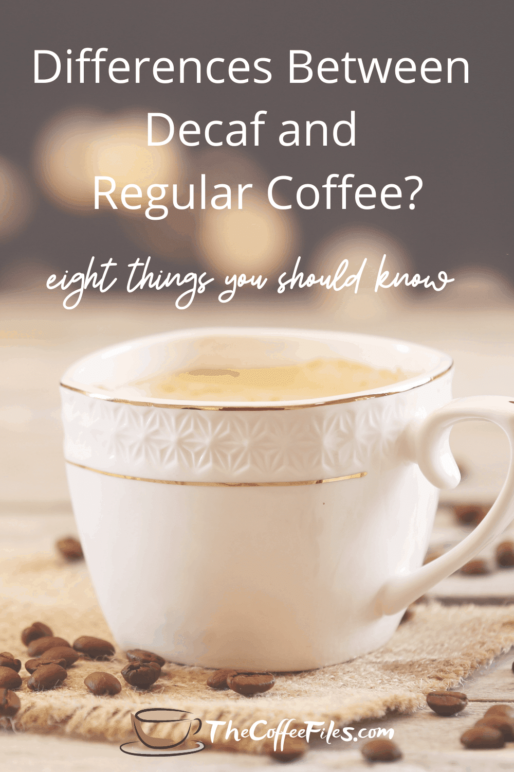 The Differences Between Decaf and Regular Coffee