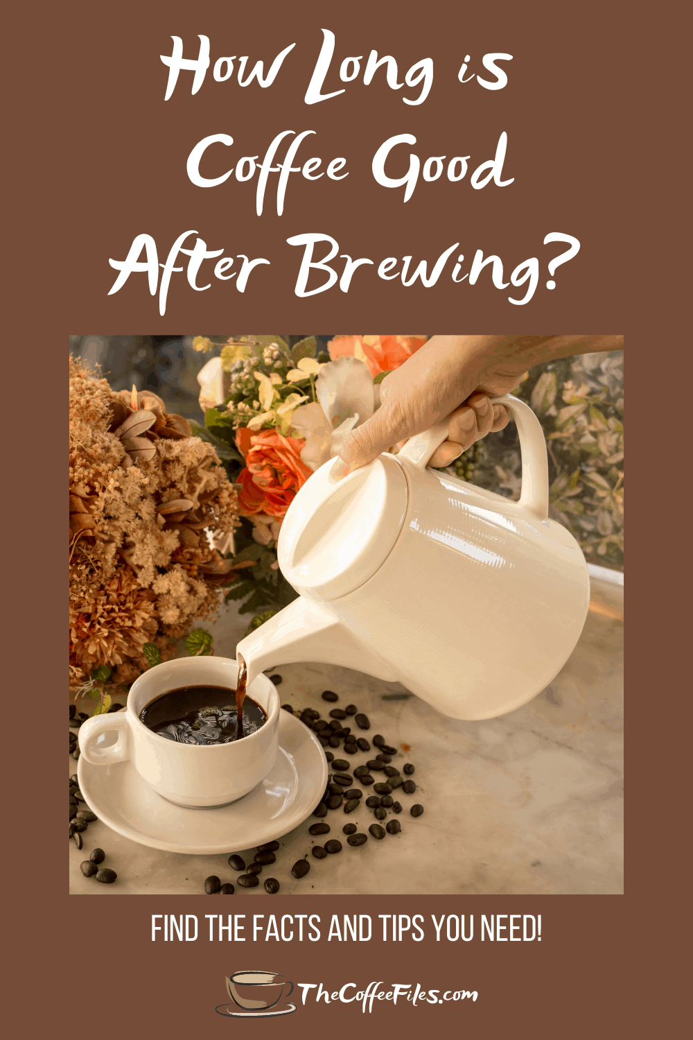 how long is coffee good after brewing?