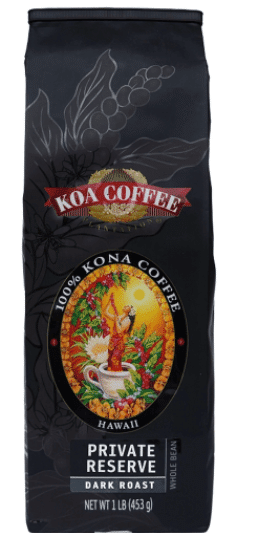 Koa coffee best coffee beans for French press