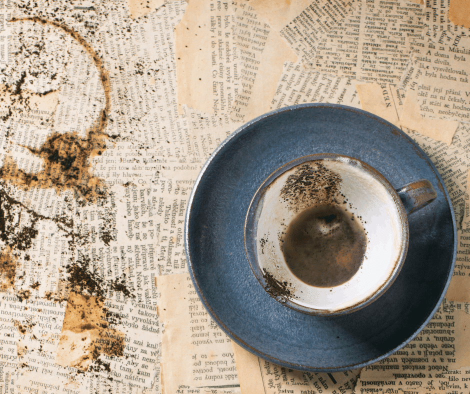 alternatives to reusing coffee grounds