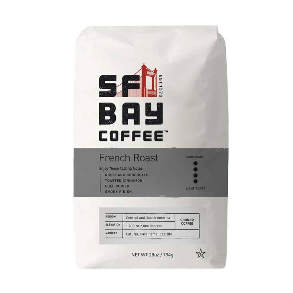 SF Bay best dark roast coffee
