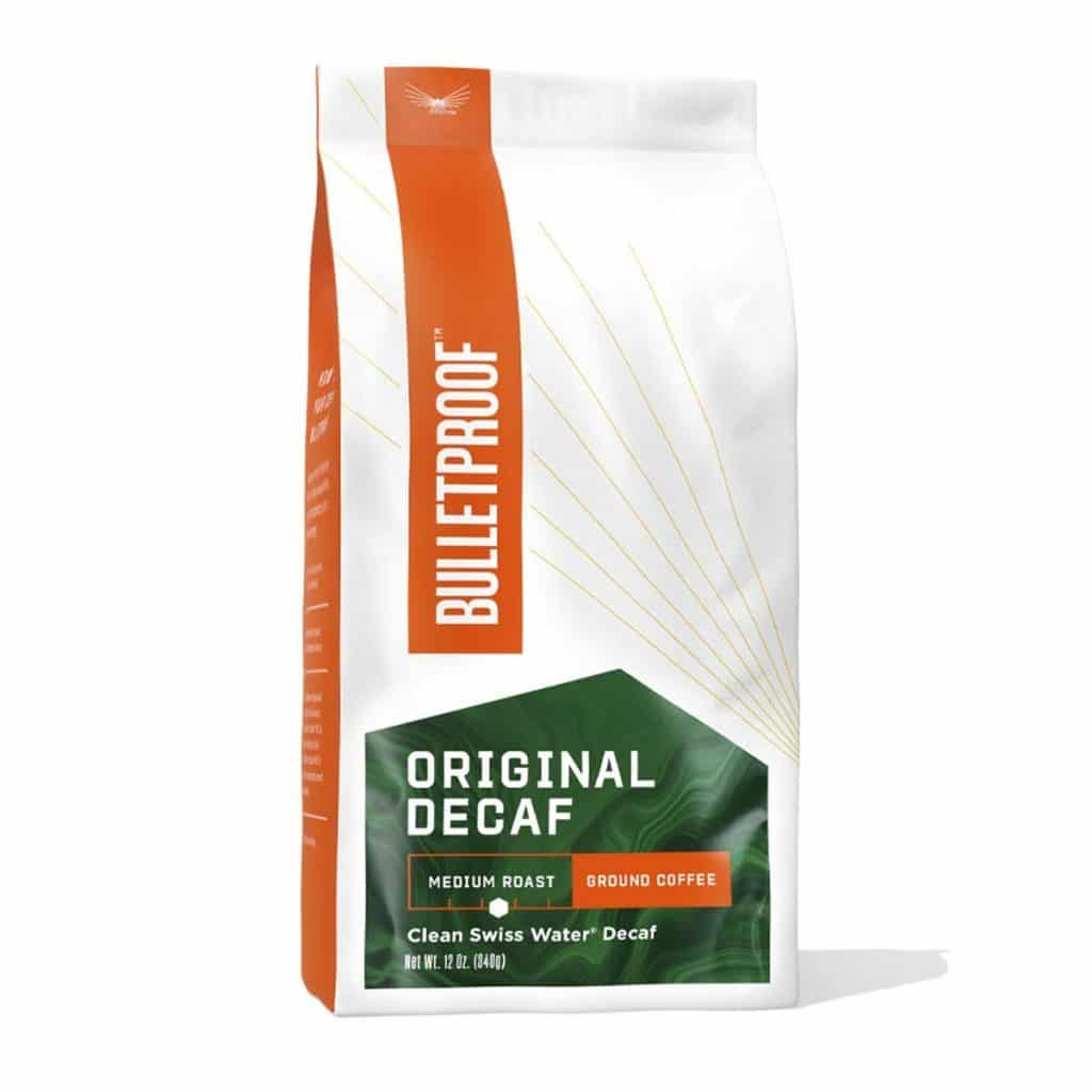 best decaf organic ground coffee