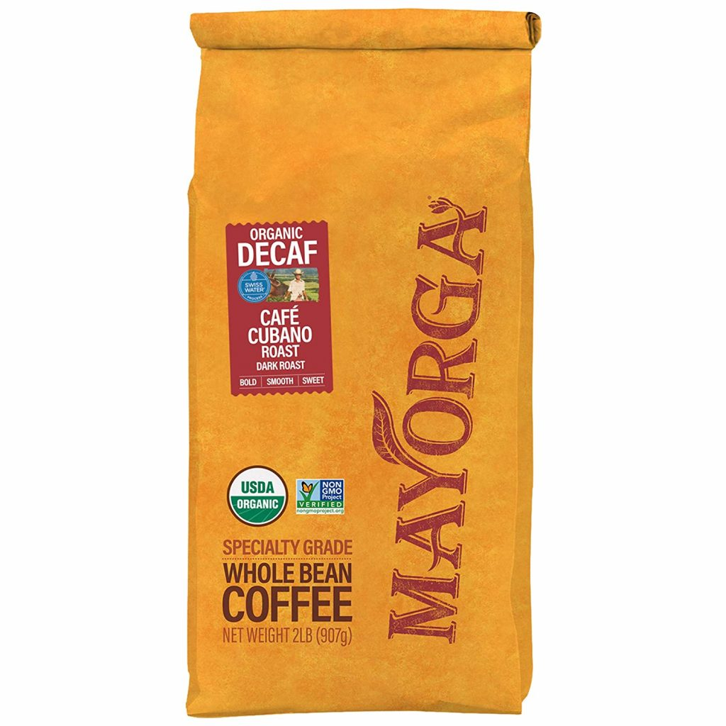 one of the best organic decaf coffees