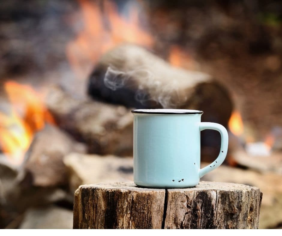 best way to make coffee while camping