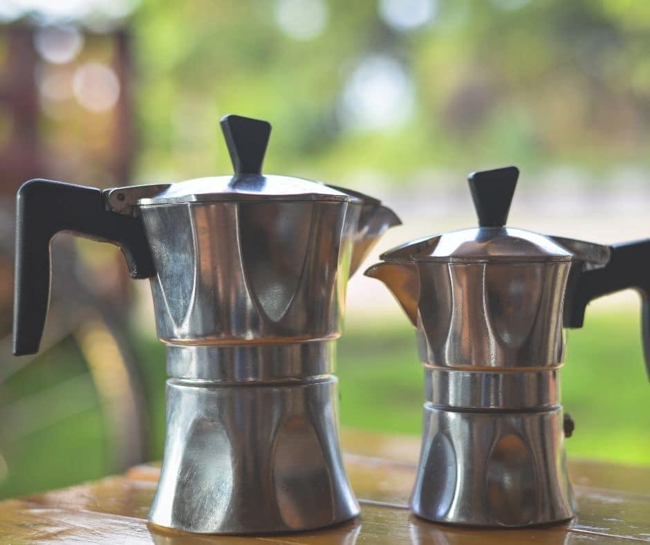 have fun making espresso like coffee in a Moka pot