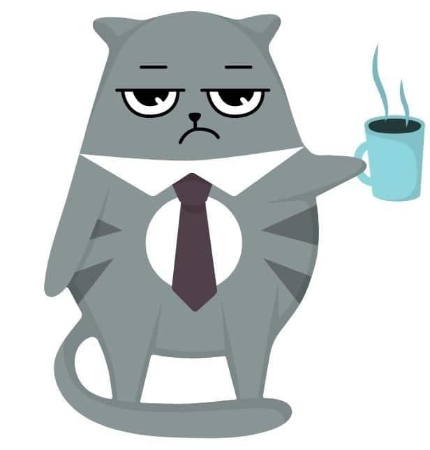 what does weak coffee taste like?