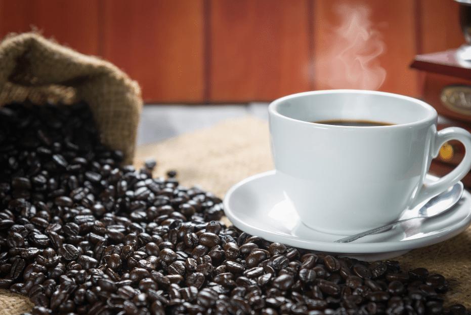 characteristics of dark roast coffee