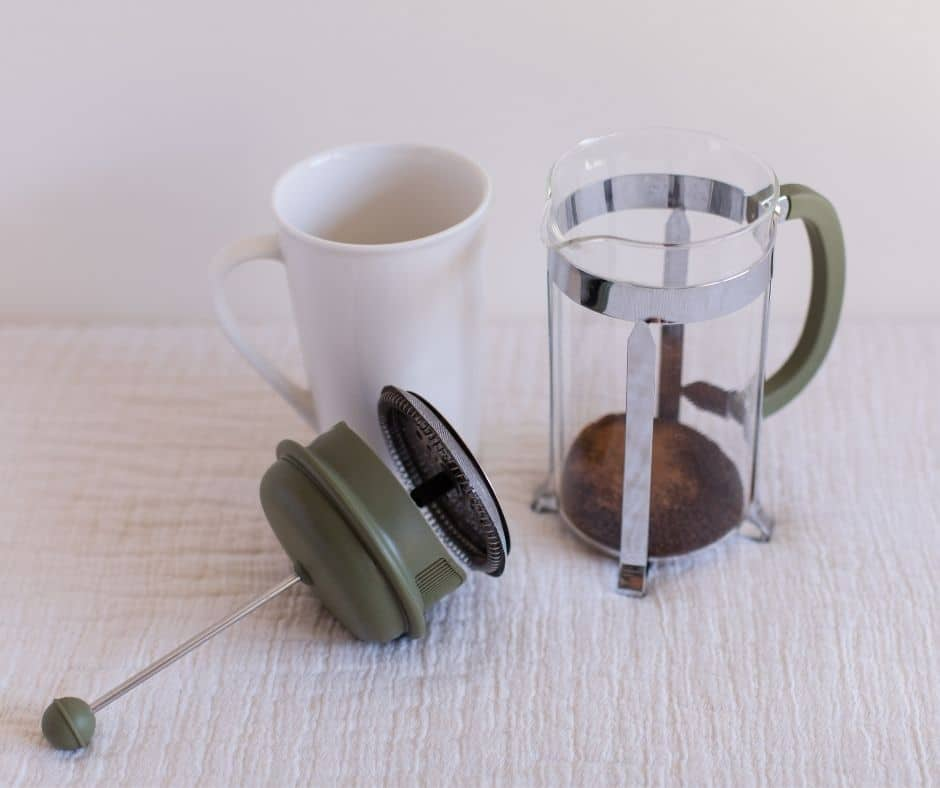 parts to a French press