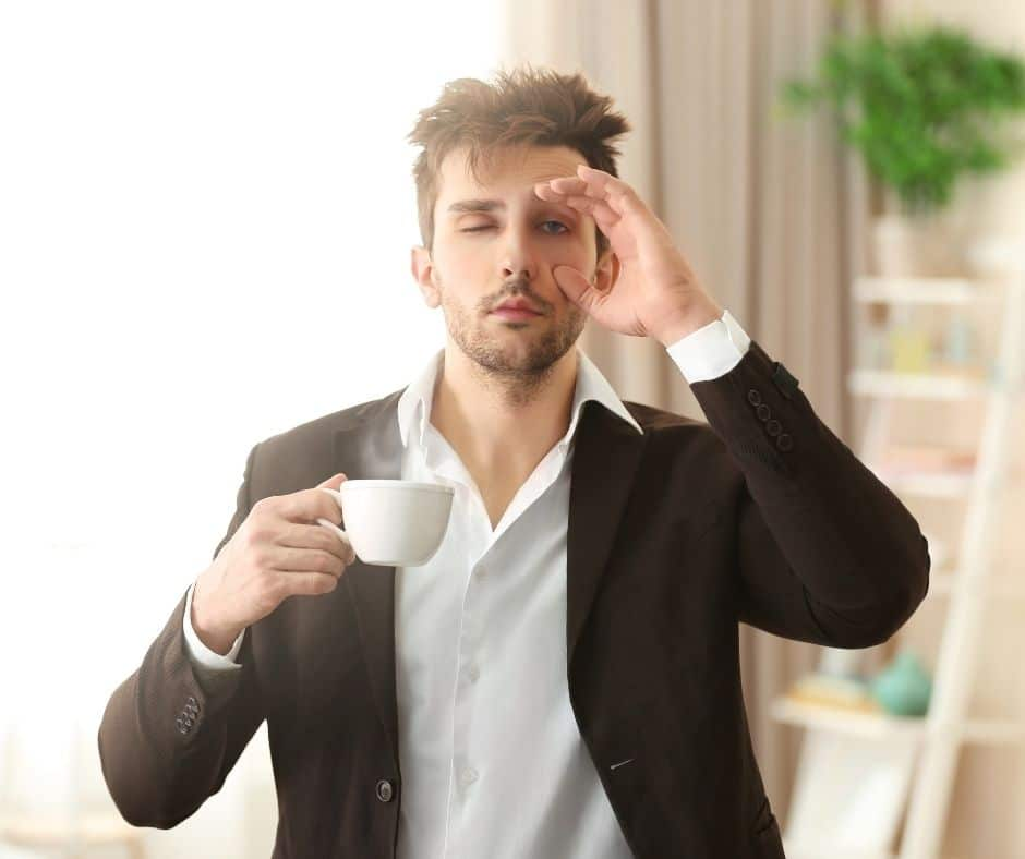 reasons why caffeine doesn't wake you up anymore
