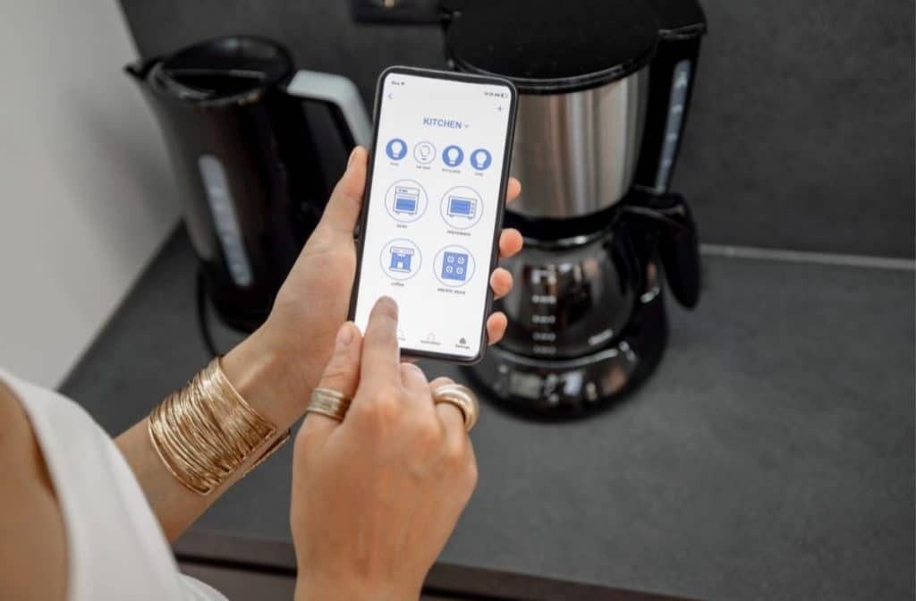 smart home coffee makers
