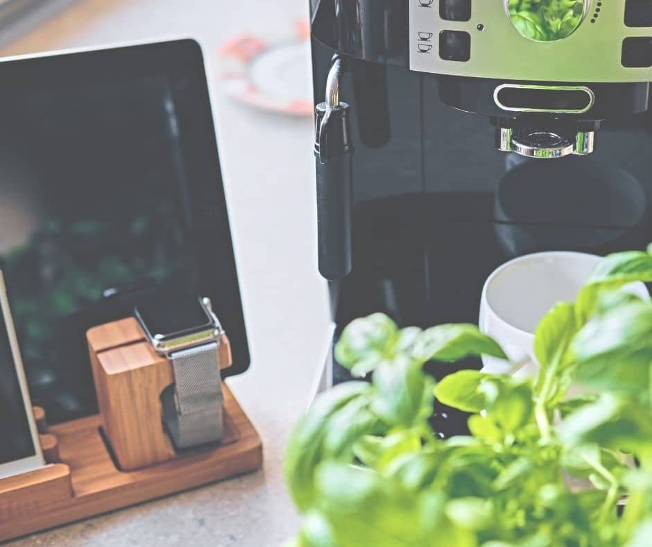 why buy a smart home coffee maker?
