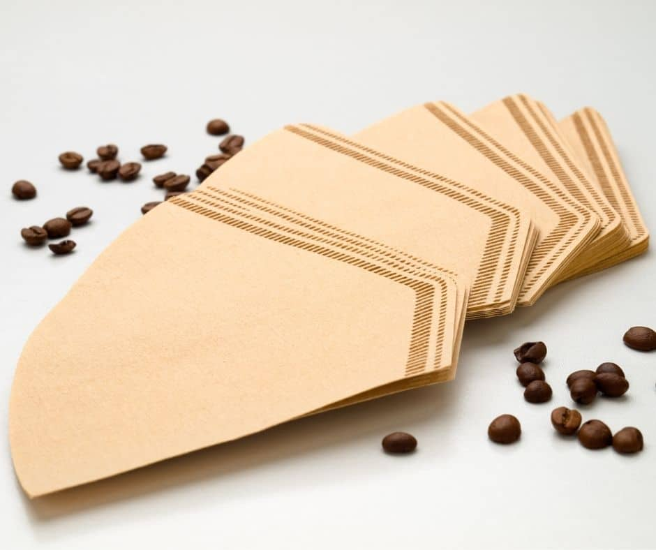 substitutes for coffee filters in a pinch