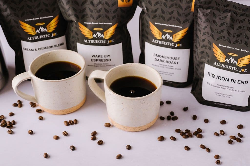 Altruistic Joe Coffee Review: Year Round Sample Pack