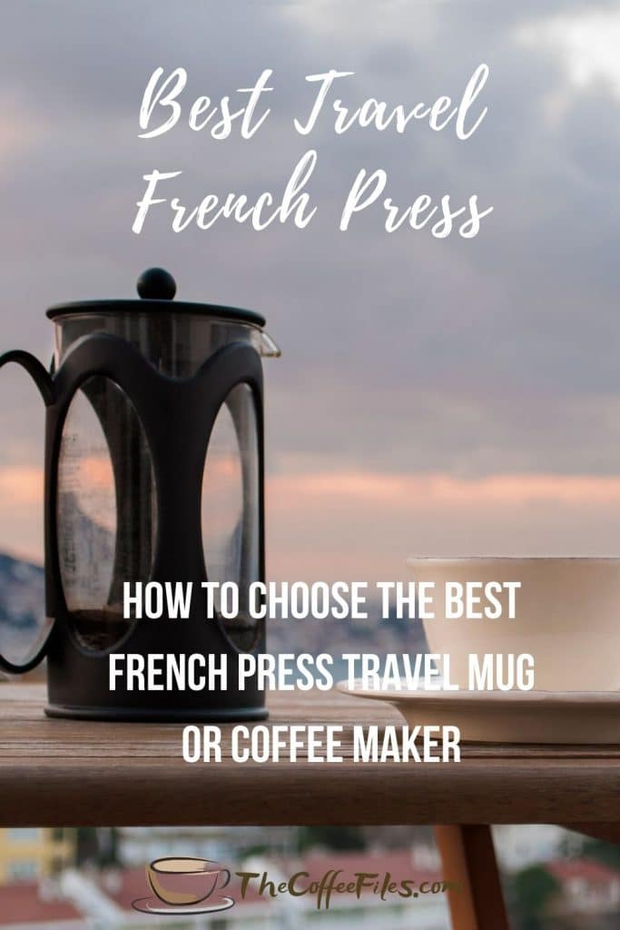 Best French Press for traveling