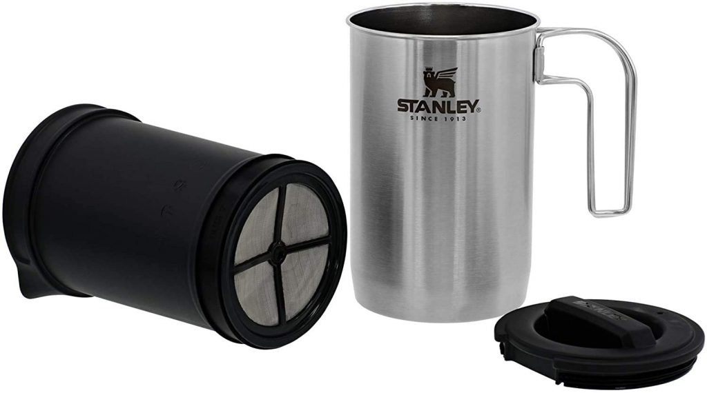best travel French press - Stanley Adventure all-in-one